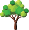 My Budget+ Tree Logo
